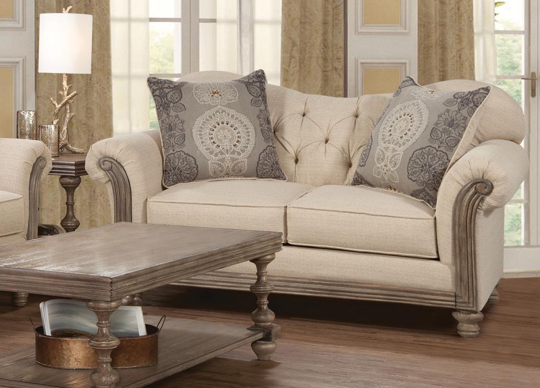 8725 Collection Sofamade In U S A 미국 직수입hughes Furniture